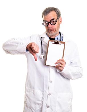 insurance company doctor